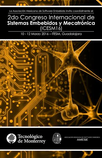 Second International Congress of Embedded Systems and Mechatronics